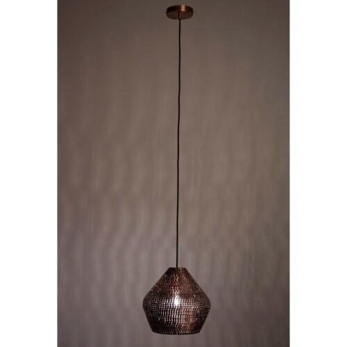 Dutchbone Cooper hanglamp-Ø  35 cm