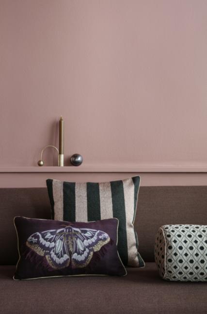 Ferm Living Turn Sofa 2-zits bank katoen-Blue/Light Grey