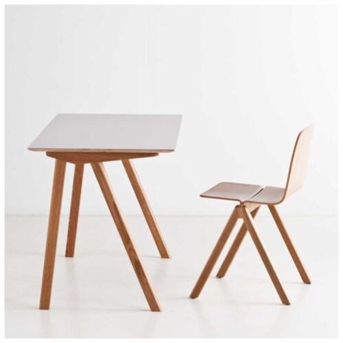 HAY CPH90 desk bureau-Eiken water-based gelakt