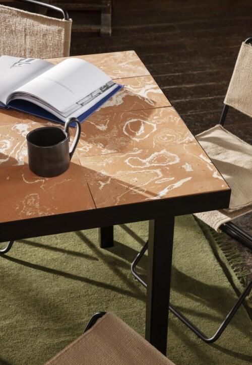 Ferm Living Desert Dining Chair black/sand