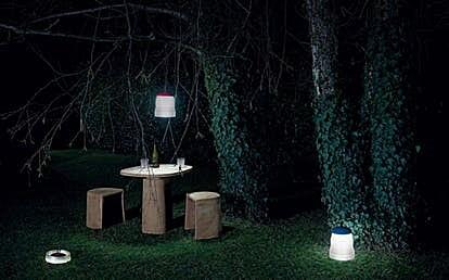 Foscarini Cri Cri lamp-Groen