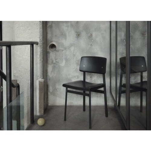 muuto Loft stoel-Dusty green