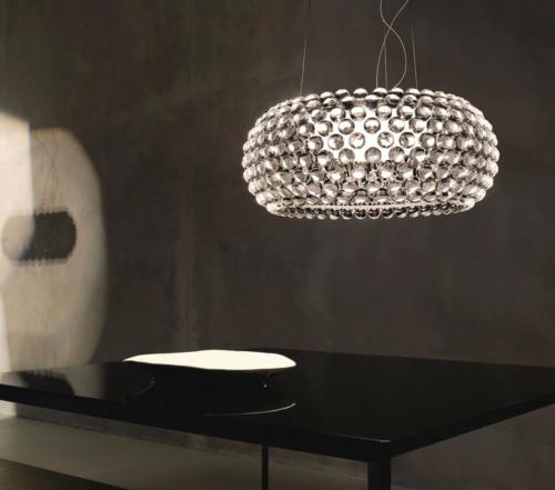 Foscarini Caboche Plus hanglamp-Transparant-Media