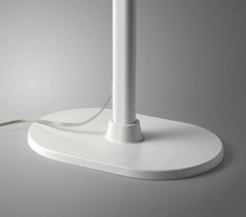 Foscarini Aplomb vloerlamp-Wit