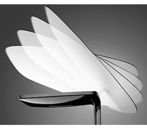 Foscarini vloerlamp Lightwing-Wit