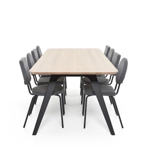 Puik Fold eetkamertafel -Zwart-Large