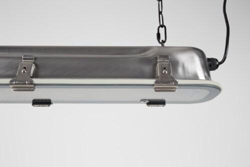 Zuiver G.T.A. Pendant lamp-Nikkel-Large