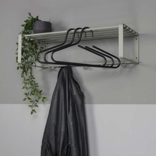 Spinder design Rex 2 wandkapstok-Groen