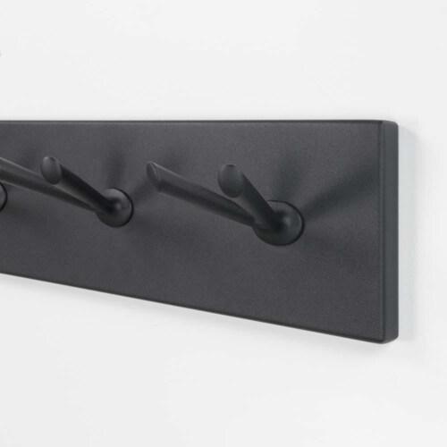 Spinder Design Pull wandkapstok-6 haken