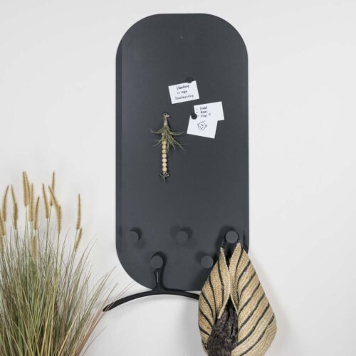 Spinder Design Espen wandkapstok