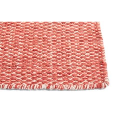 Hay Moiré vloerkleed-170x240 cm-Coral red