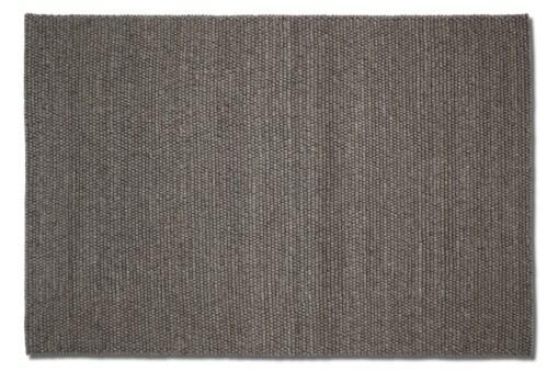 HAY Peas vloerkleed-Medium grey-140x200 cm