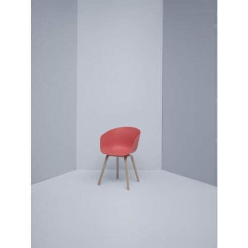 HAY About a Chair AAC22 stoel-Wit-Frame blank