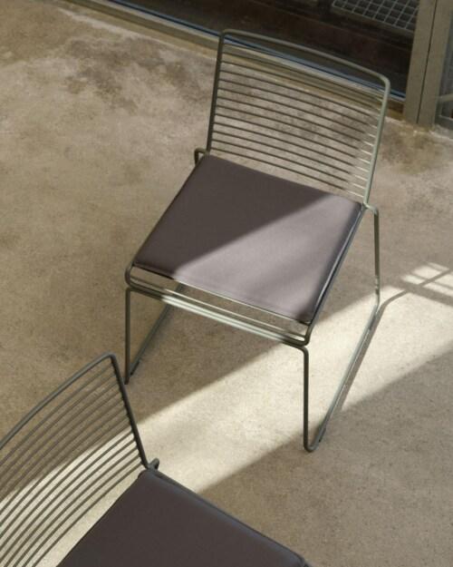 Hay Hee Dining Chair kussen-Sky Grey