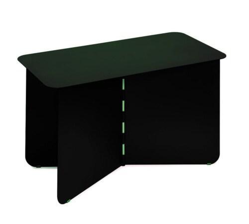 Puik Hinge Large bijzettafel-Donker groen