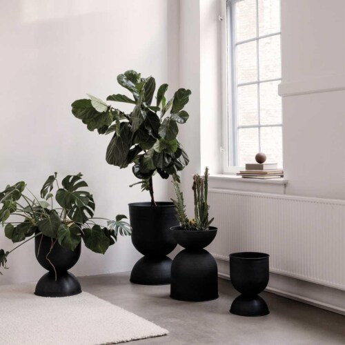 Ferm Living Hourglass bloempot Medium -41x59 cm (Øxh)