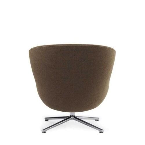 Normann Copenhagen Hyg Low Swivel fauteuil