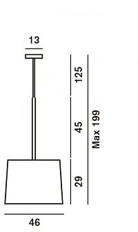 Foscarini Twiggy hanglamp-Wit