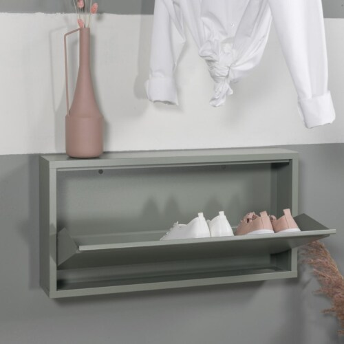 Spinder Design Billy 1 schoenenkast-Groen