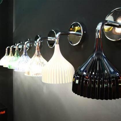 Kartell É wandlamp-Zwart