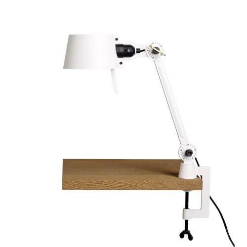 Tonone Bolt 1 Arm Small Clamp bureaulamp-Midnight grey