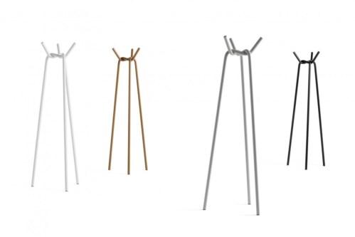 HAY Knit kapstok-Grey