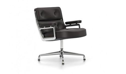 Vitra Lobby Chair ES 105 fauteuil-Cognac