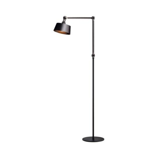 Tonone Bolt Long 2 arm vloerlamp-Black