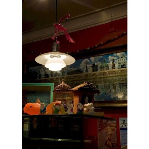 Louis Poulsen 3 1/2 - 3 Glas Hanglamp-Messing