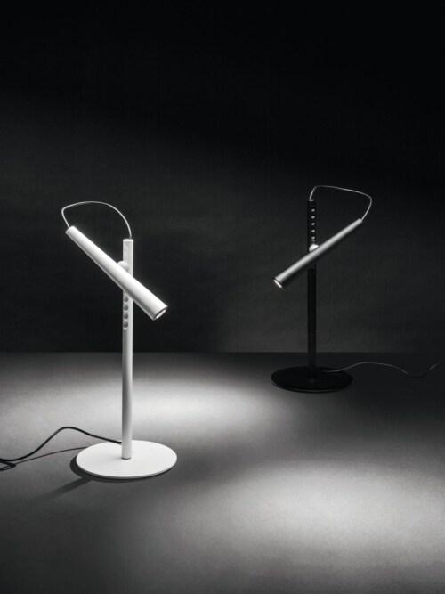 Foscarini Magneto LED tafellamp-Wit