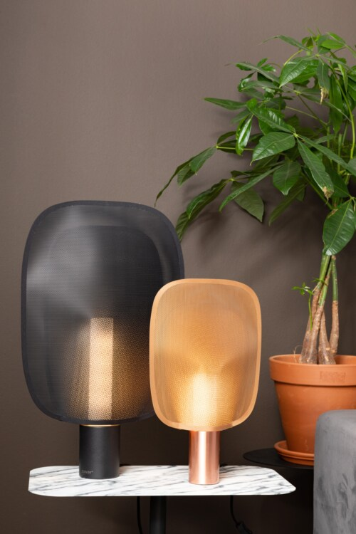 Zuiver Mai small tafellamp-Zwart