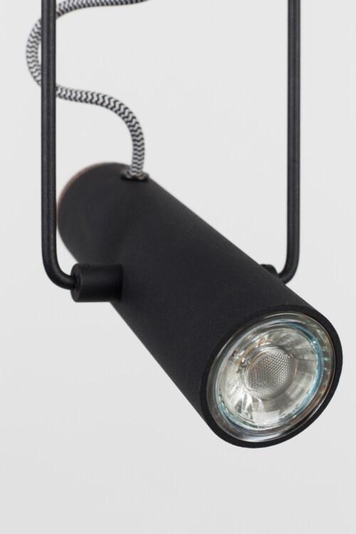 Zuiver Marlon hanglamp-Zwart