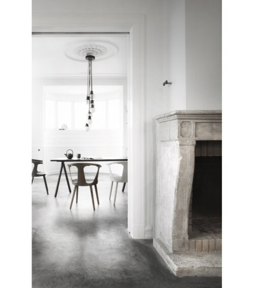 &tradition Mass Light chandelier hanglamp-Goud