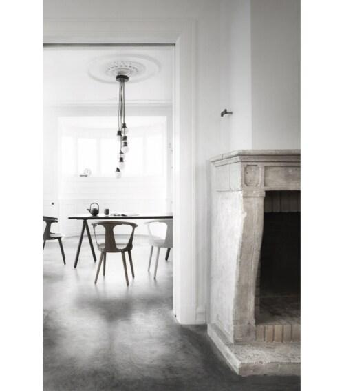 &tradition Mass Light chandelier hanglamp-Marmer