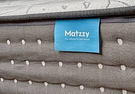 M Line Matzzy matras 90x210cm OUTLET