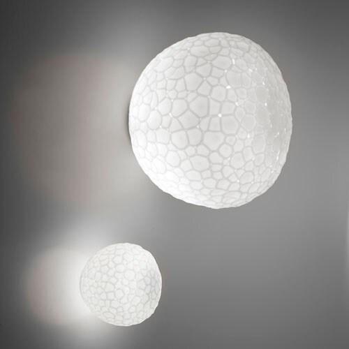 Artemide Meteorite Wall/Ceiling wand-/plafondlamp-∅ 35 cm