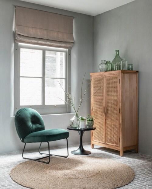 Must Living Bouton fauteuil-Hunter groen