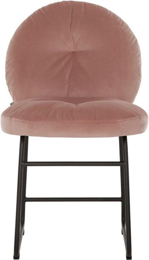 Must Living Bouton eetkamerstoel-Roze