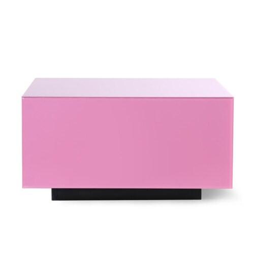 HKliving Mirror Block salontafel-Roze