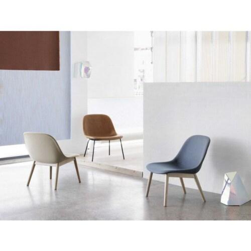 Muuto Fiber Wood fauteuil-Divina 154