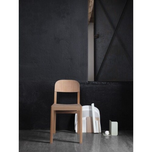 muuto Workshop stoel-Eiken
