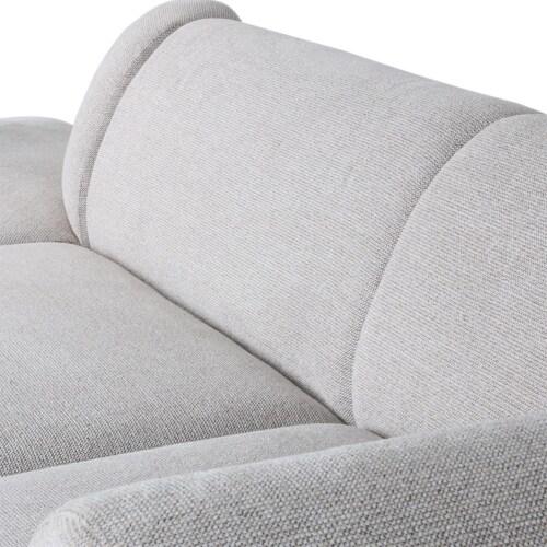 HKliving Jax 3-zits hoekbank -Chaise lounge rechts