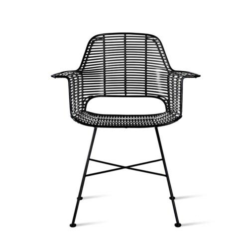 HKliving Tub Outdoor stoel