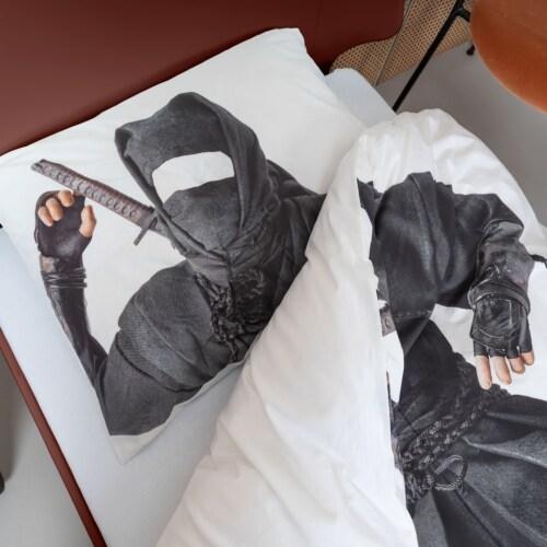 Snurk Ninja dekbedovertrek -240x200/220 cm