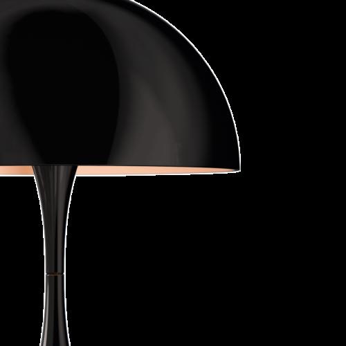 Louis Poulsen Panthella Mini tafellamp-Zwart