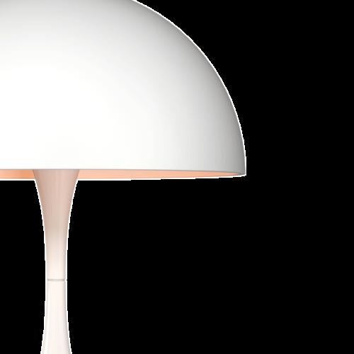 Louis Poulsen Panthella Mini tafellamp-Wit