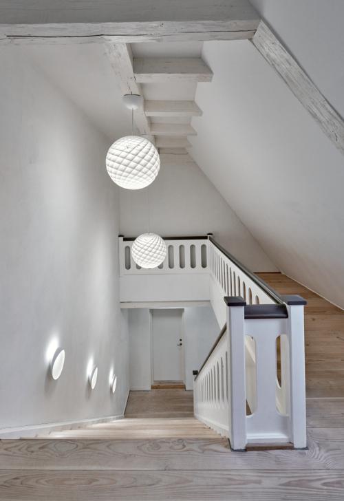 Louis Poulsen Patera LED Bluetooth hanglamp mat wit