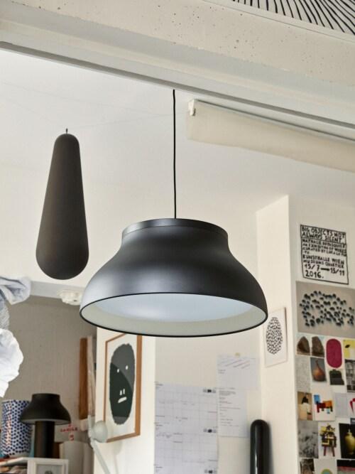 Hay PC Pendant hanglamp-Soft black-Large