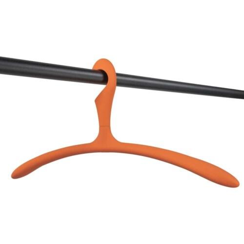 Spinder Design Arx kledinghanger (set van 5)-Oranje