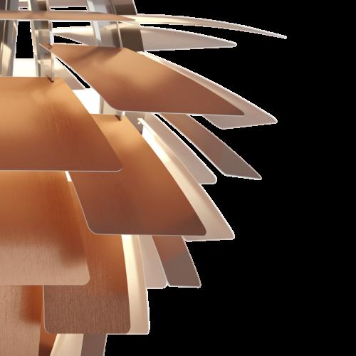 Louis Poulsen PH Artichoke hanglamp-Koper-∅ 48 cm